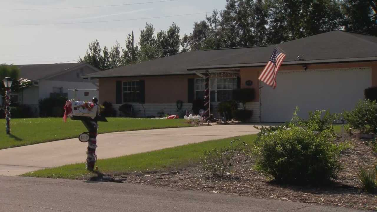 Volusia County Sheriff's Office deputies said they are investigating an apparent murder-suicide in Deltona.
