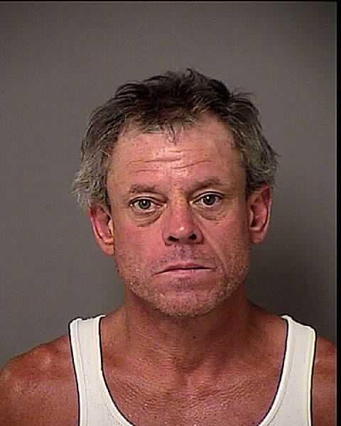 GODSHALL, ROBERT - Petit theft second offense, resisting arrest.