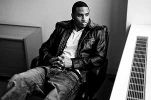16. Trey Songz April 18