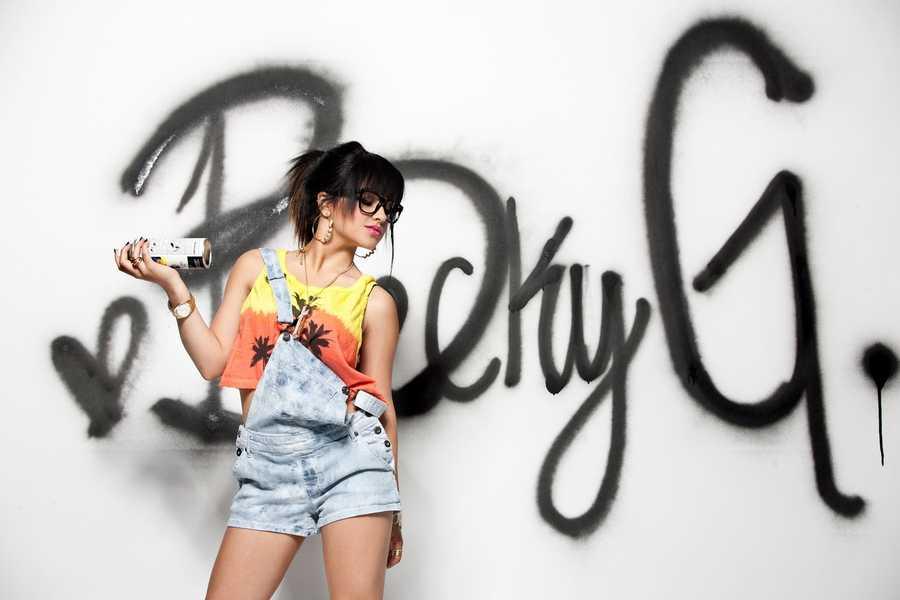 10. Becky GMar. 20
