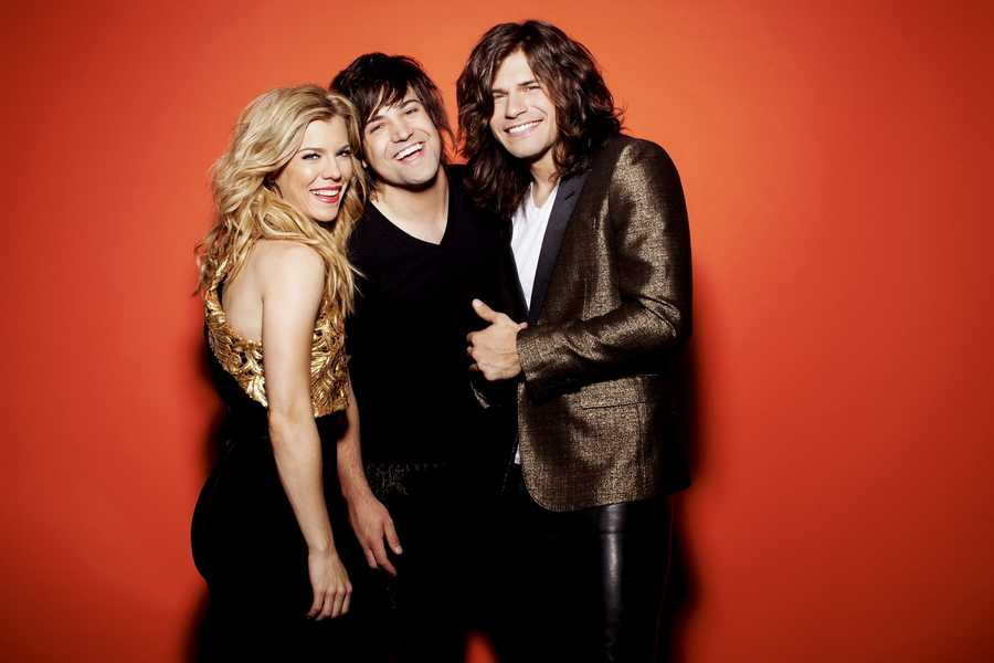 15. The Band Perry April 11