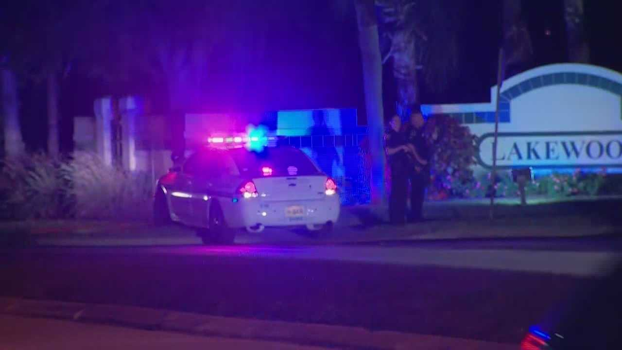 A search is underway Tuesday night for shooting suspects that lead deputies on a wild chase in Orange County.