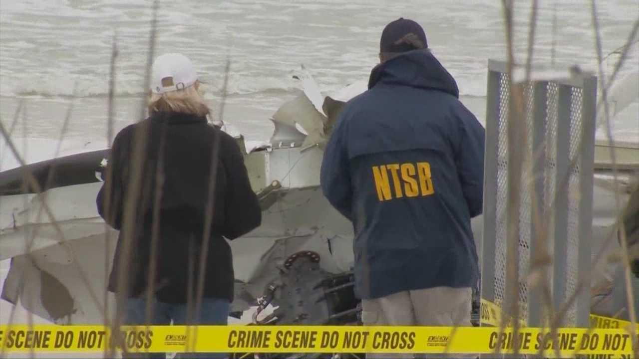 Federal investigators arrived to New Smyrna Beach on Wednesday to check the wreckage from a deadly plane crash, according to Volusia County Sheriff's Office.