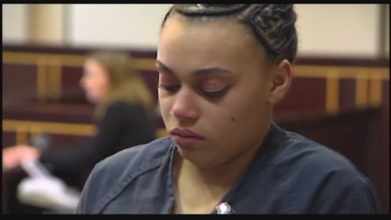 A woman pleaded guilty in connection with the death of an Orange County Sheriff's deputy on Wednesday.
