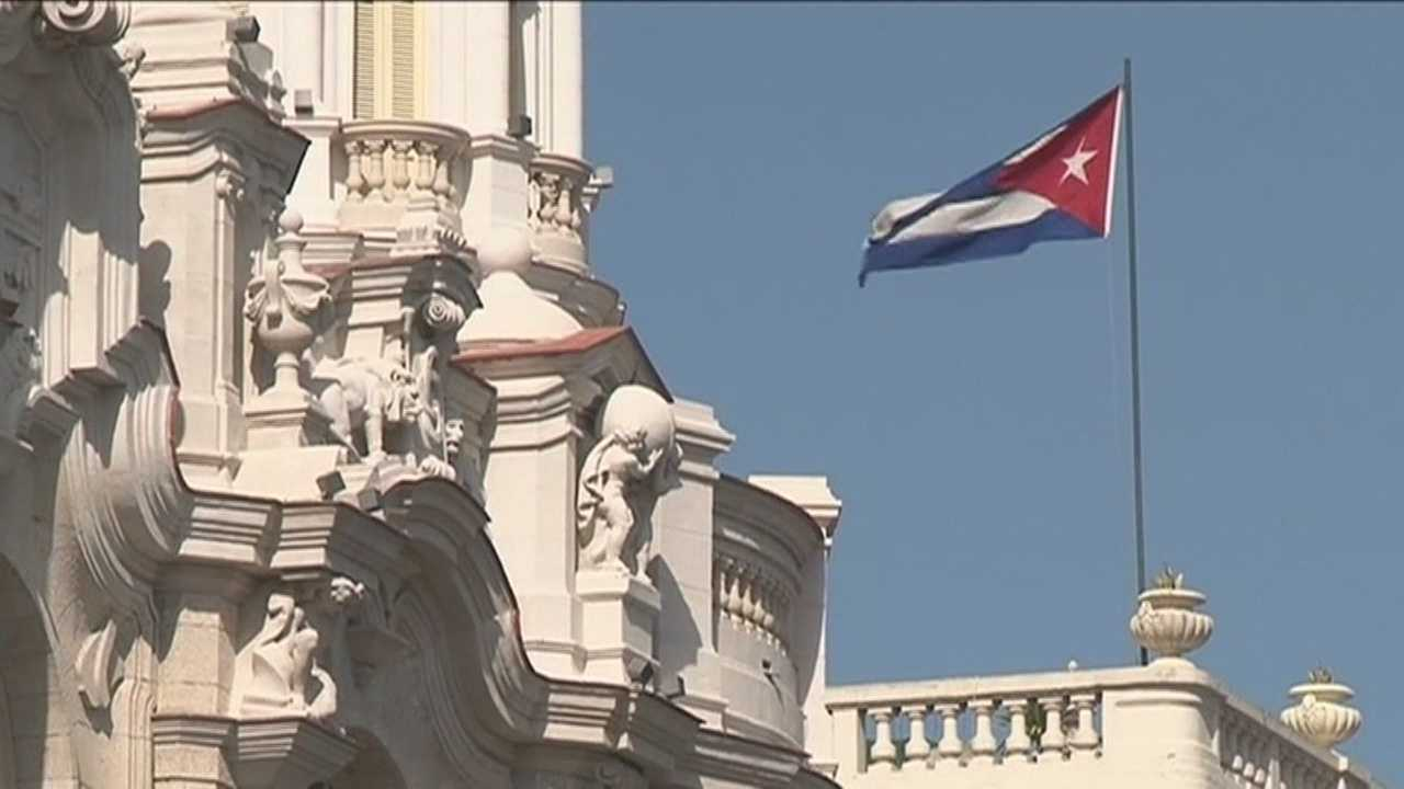 A turning point in the relationship between U.S. and Cuba this weekend.