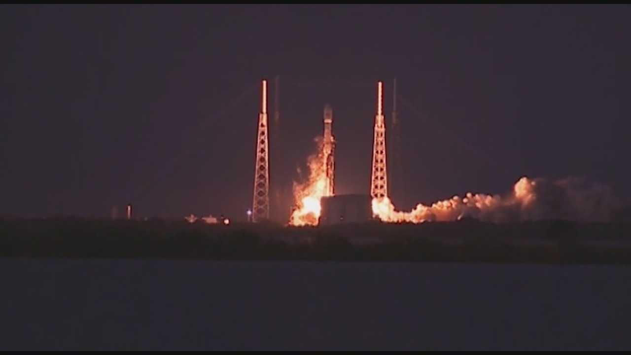 For the first time, private companies have announced when they'll bring back astronaut launches to Central Florida's Space Coast.
