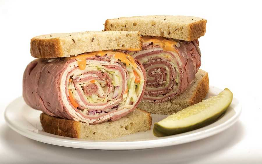3. Toojay's  Gourmet Deli Find out which location is closest to you.