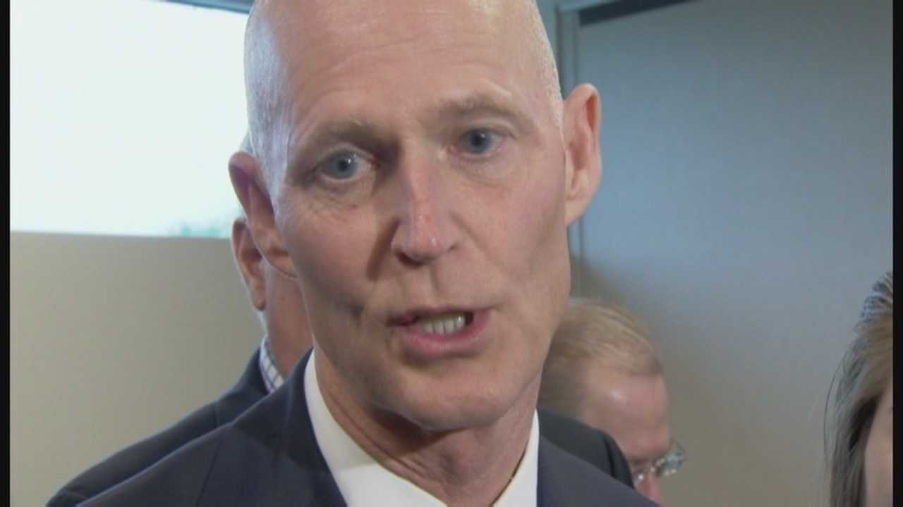 A St. Petersburg attorney is asking a Tallahassee prosecutor to investigate whether Gov. Rick Scott and three Cabinet officials violated the state's open meetings law.