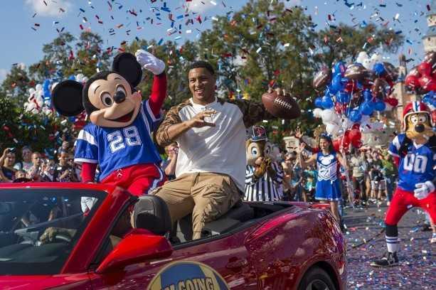 2014: Super Bowl XLVIII MVP Malcolm Smith.