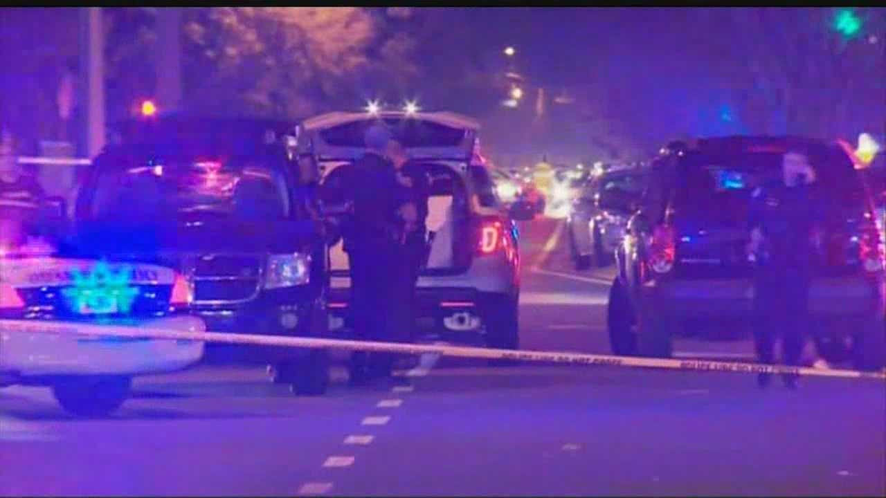 One person is dead and another is in police custody after a shooting involving an Orlando police officer on Wednesday night, officials said.