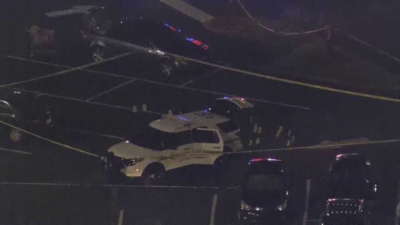 A man was shot and killed by Orange County deputies after opening fire outside a Publix on Sunday evening, deputies said.