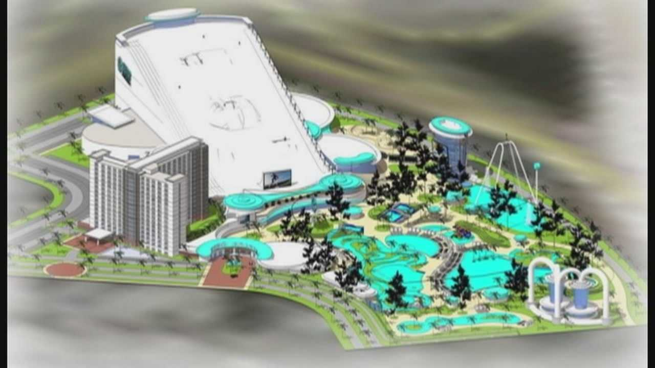 Central Florida could soon be home to a massive action sports and entertainment resort.