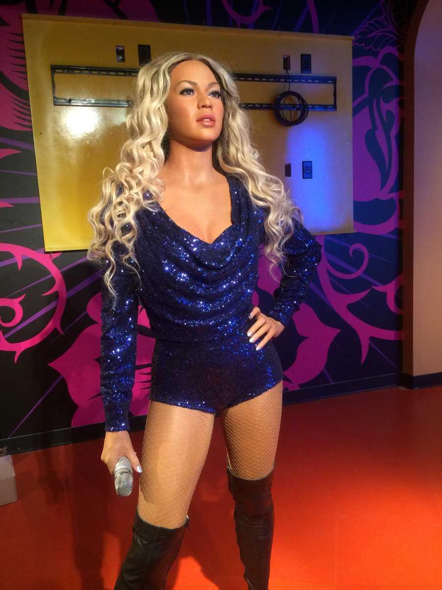 6. Beyonce -Singer, actress
