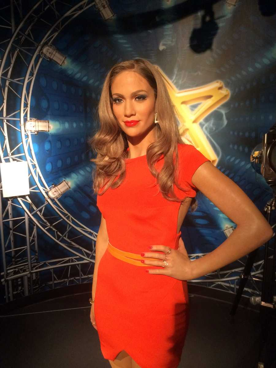 17. Jennifer Lopez -Actress, singer