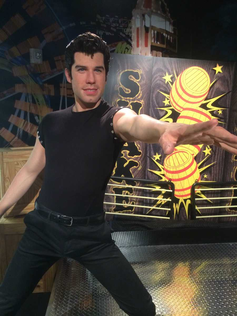 18. John Travolta - Actor