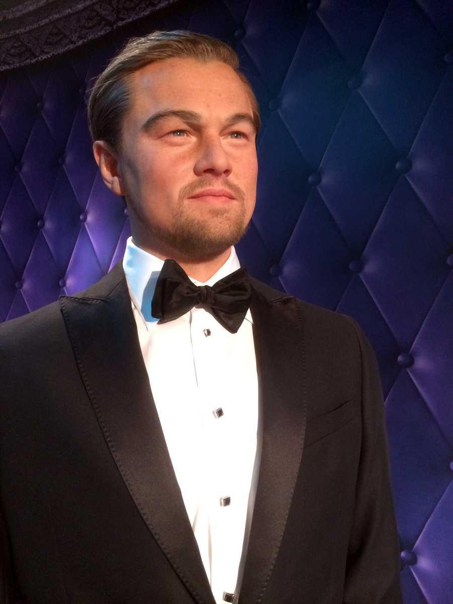 22. Leonardo DiCaprio -Actor
