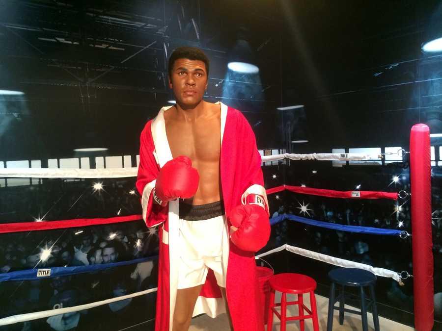 28. Muhammad Ali -Boxer