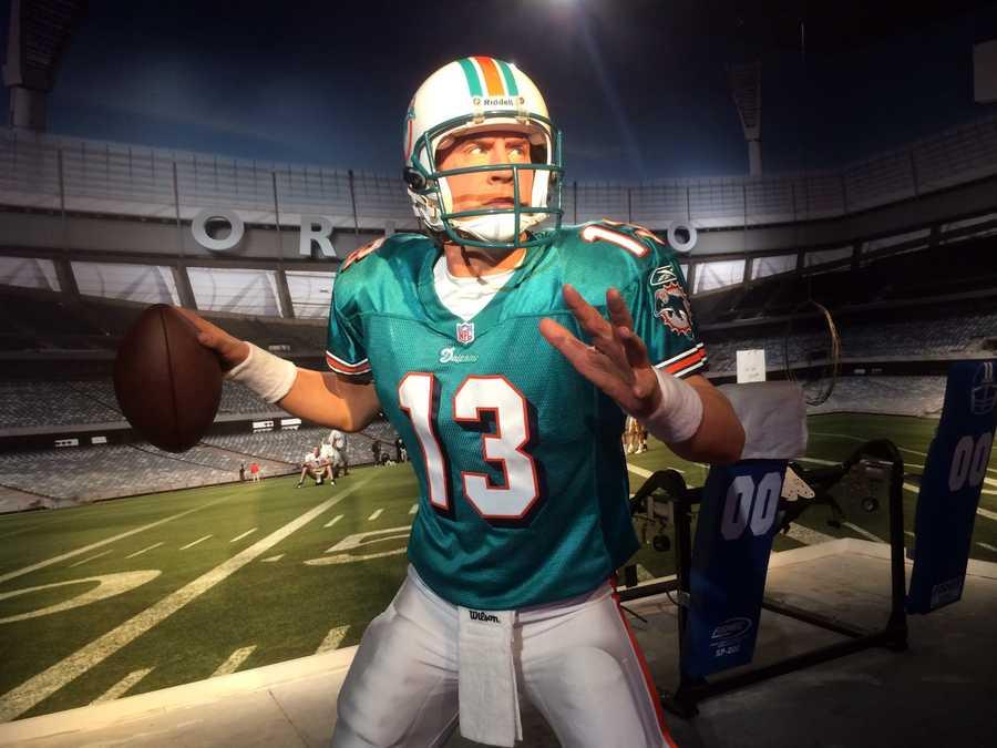 31. Dan Marino -Football quarterback