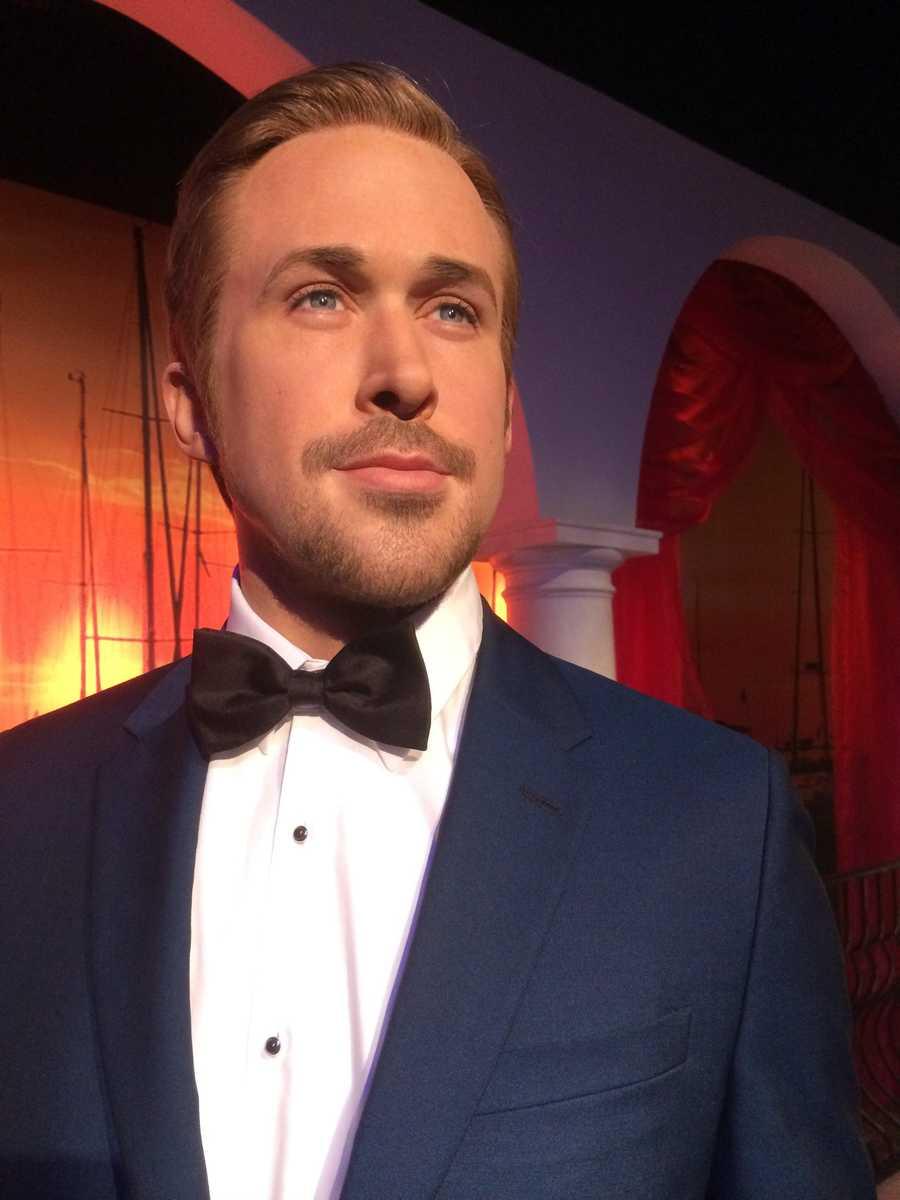 34. Ryan Gosling - Actor