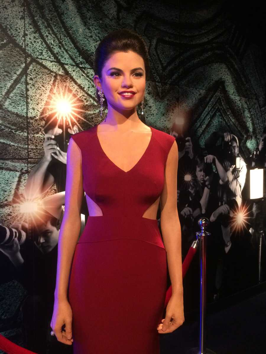 36. Selena Gomez -Actress, singer
