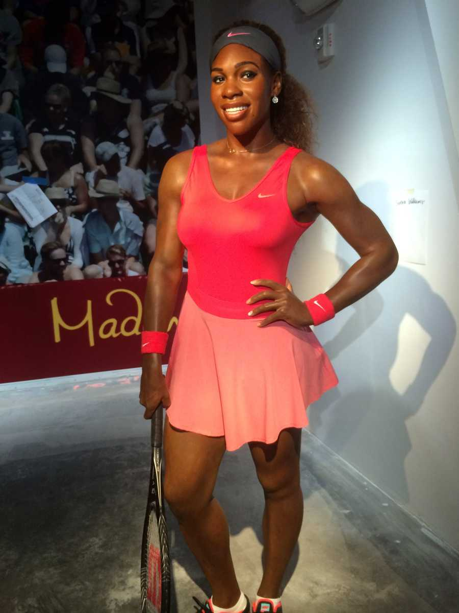 37. Serena Williams - Professional tennis player