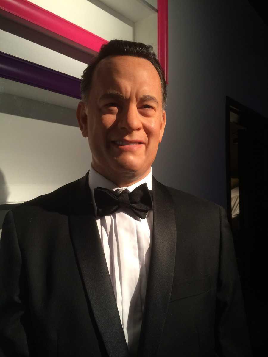 42. Tom Hanks -Actor