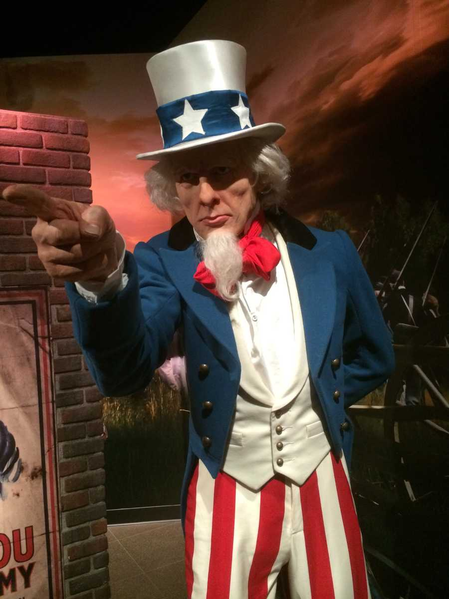 45. Uncle Sam