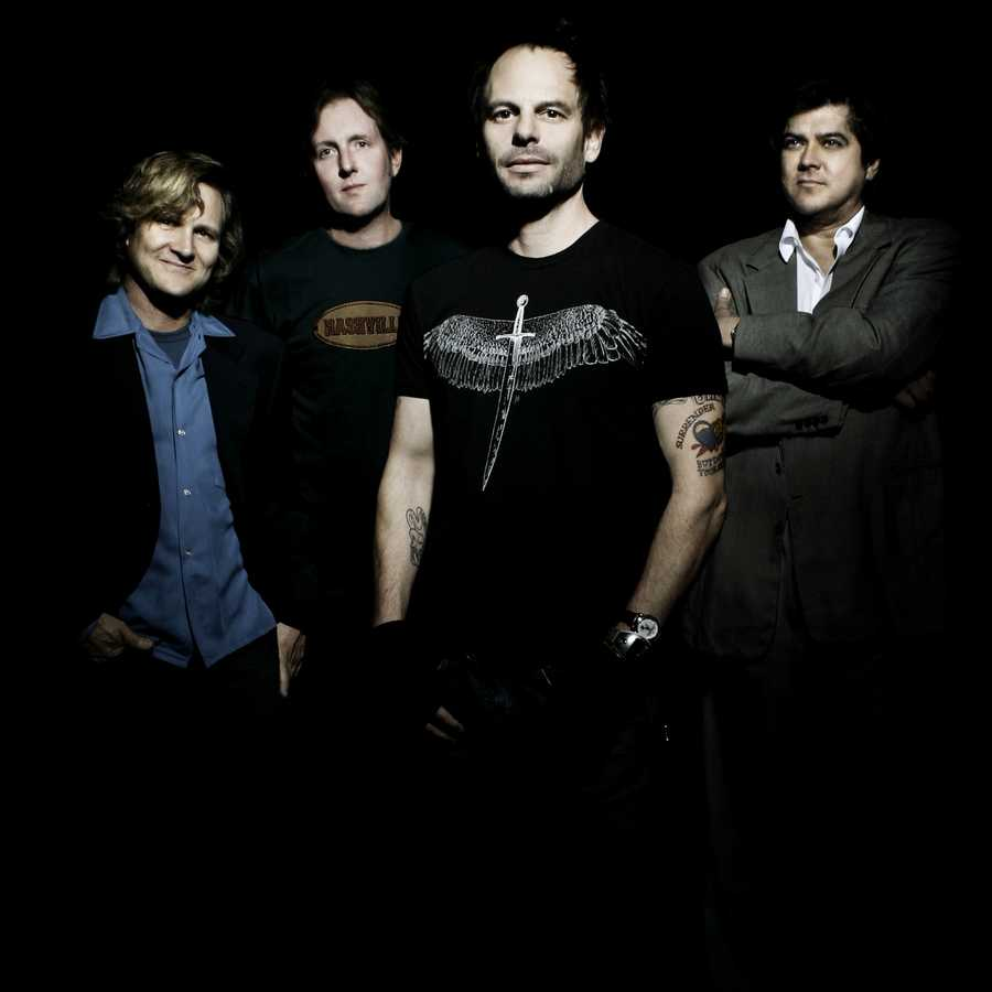 "1. Gin Blossoms (""Hey Jealousy"") - March 6-8"