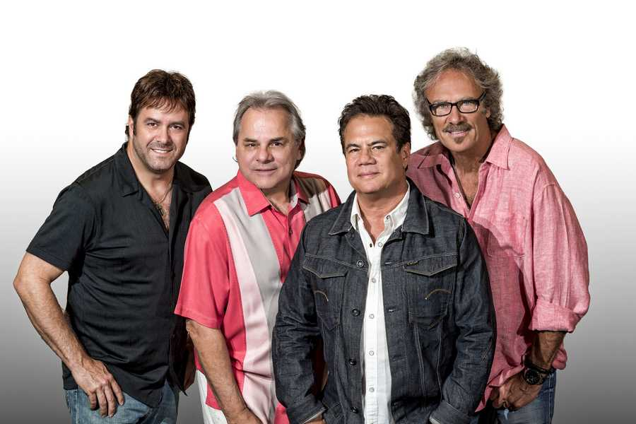 "2. Pablo Cruise (""Love Will Find a Way"") - March 13-15"