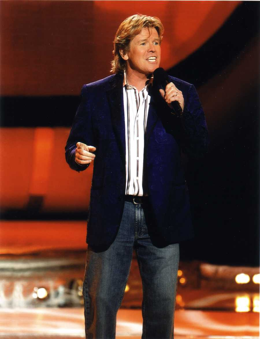 "10. Herman's Hermits starring Peter Noone (""Just Another Day"") - May 15-17"