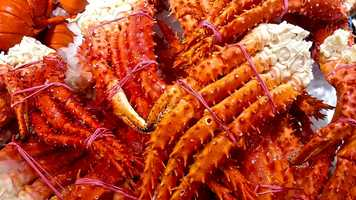 1. Grant Seafood Festival When: Sat., 9 a.m. - 7 p.m., Sun., 9 a.m. - 5 p.mWhere:Grant Seafood Festival Fairgrounds, 4580 1st St., Grant, FL 32949Cost:Free admission and parkingThe festival will feature over 100 crafters, live continuous entertainment and a scrumptious menu of seafood.