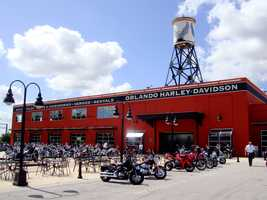 2. Bike Week When: Saturday - Sunday, all day. (Event continues through March 15)  Where: East Orlando Harley Davidson 11898 Lake Underhill Rd., Orlando, FL, 32825Cost: Free admission. Orlando Harley Davidson's 2015 Bike Week will feature three bands, swamp wildlife, and plenty of bikes. See full event calendar here.