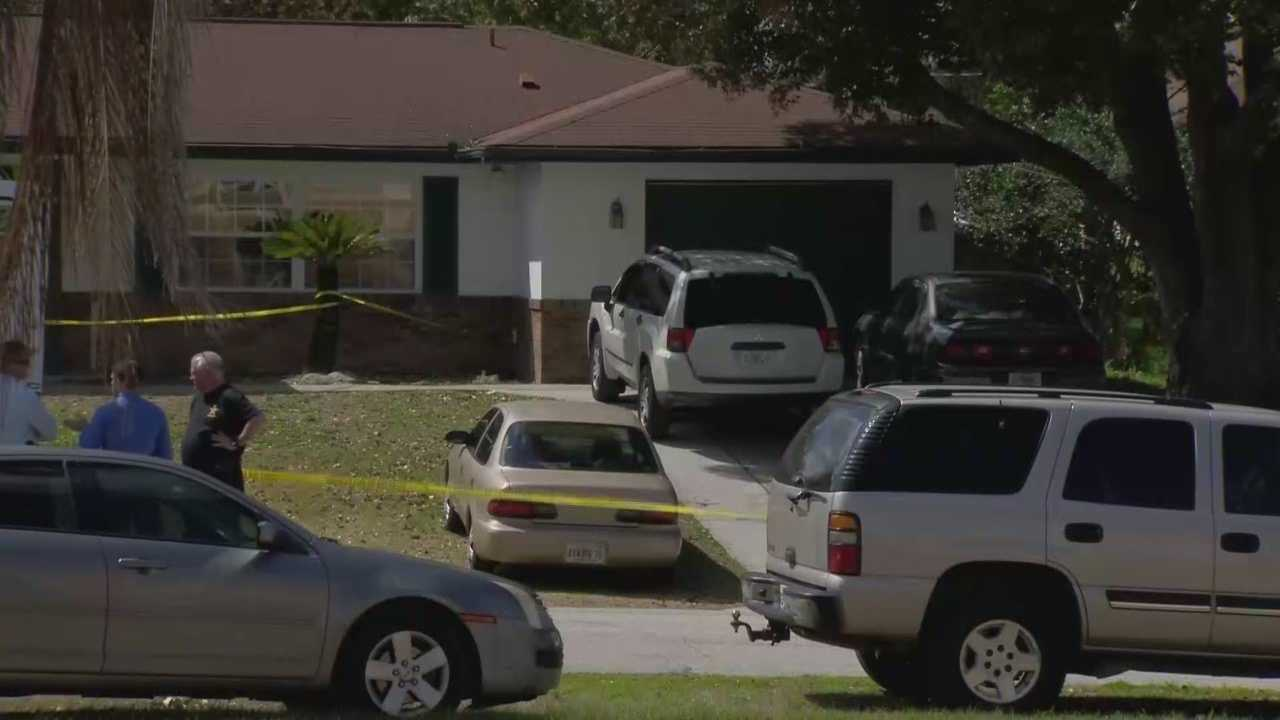 A deputy shot and killed an unarmed man while attempting to serve a narcotics search warrant in Deltona, according to the Volusia County Sheriff's Office.