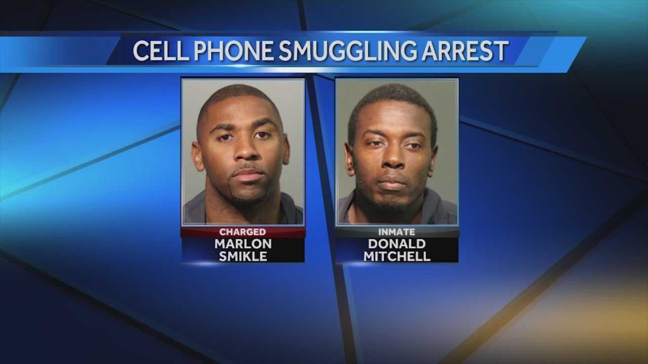 An attorney is accused of smuggling an iPhone 6 into Seminole County jail for his client, deputies said.