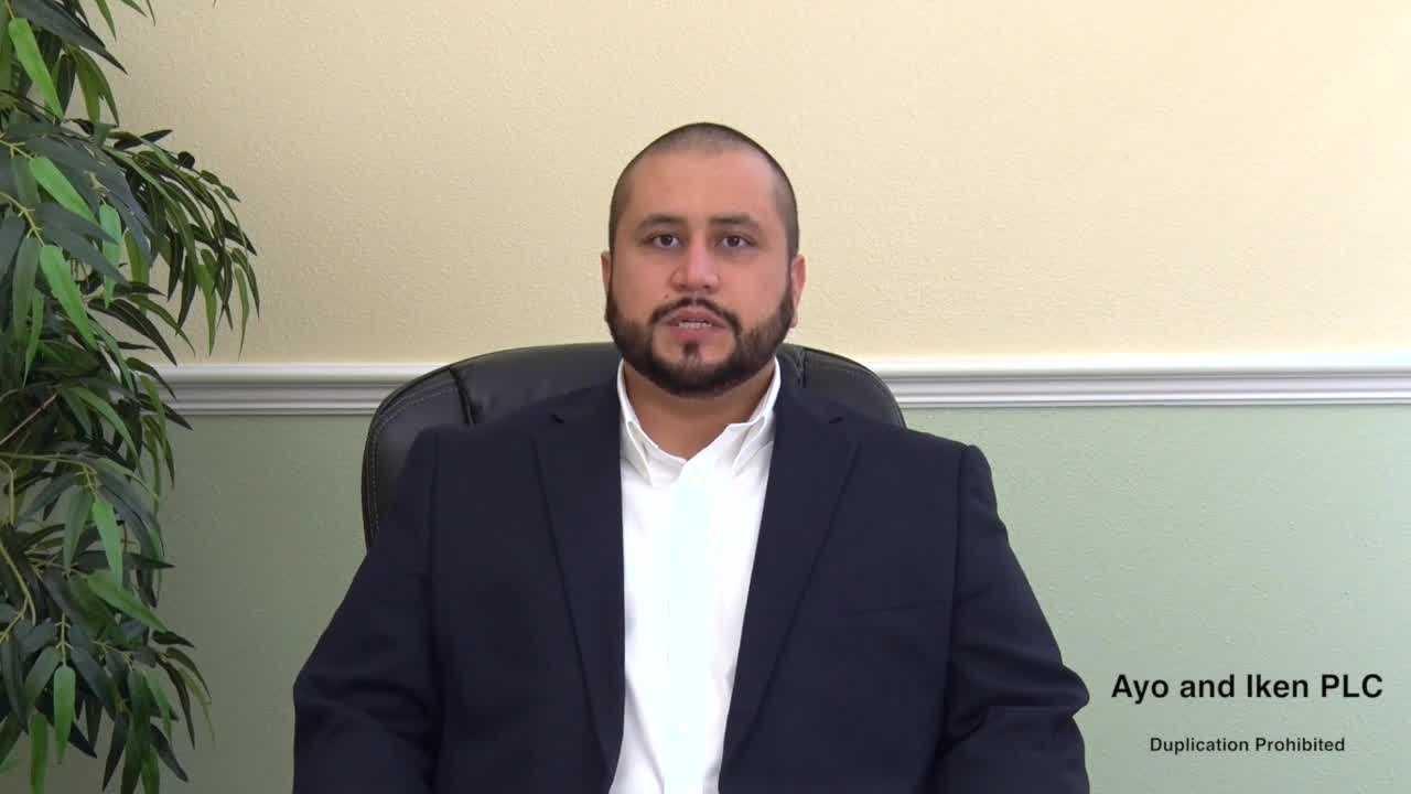 Zimmerman video