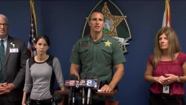 Pasco Co. entire press conference