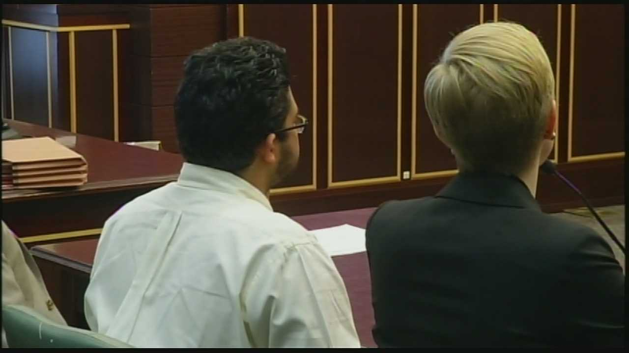 Bryan Santana was found guilty of first-degree murder in the gruesome killing of his 23-year-old roommate Thursday.