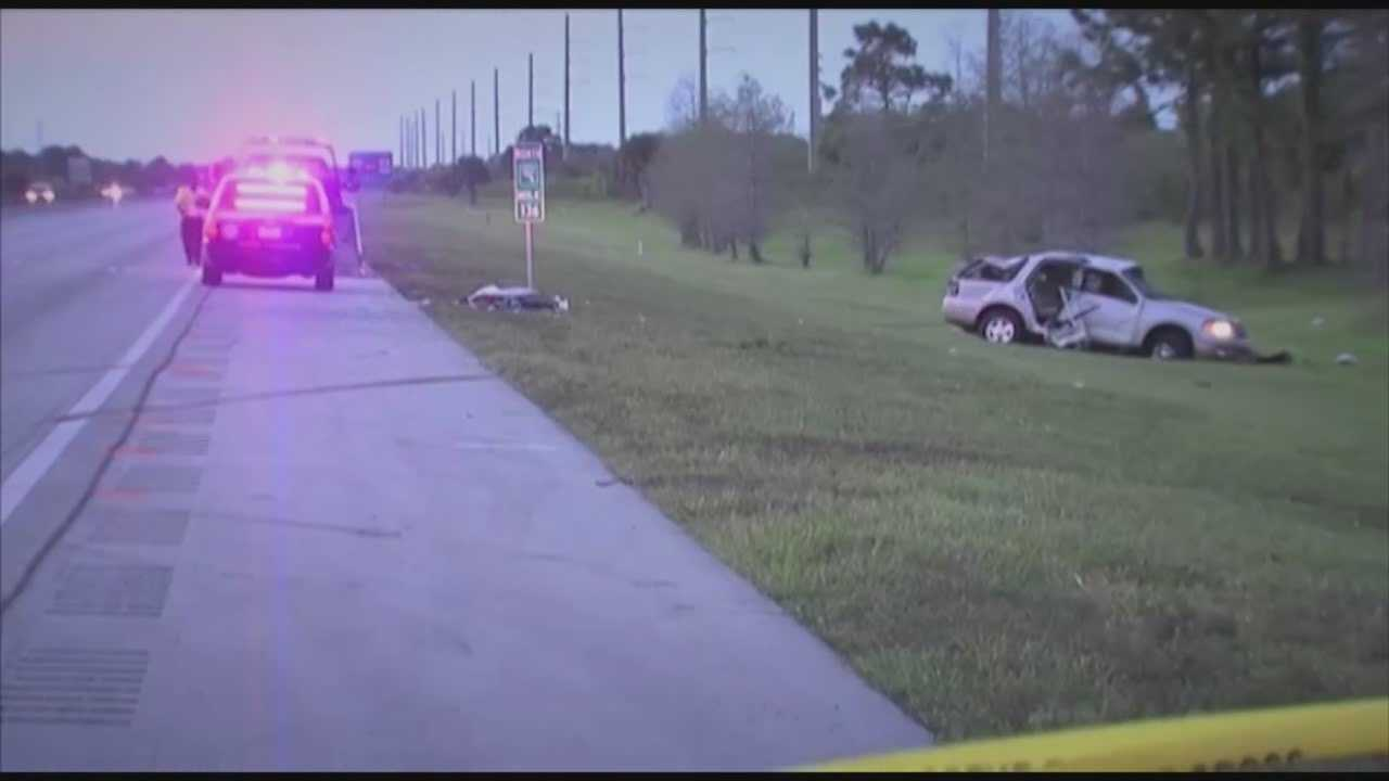 An accident on the Florida Turnpike killed three people and injured eight others Saturday afternoon, according to the Florida Highway Patrol.