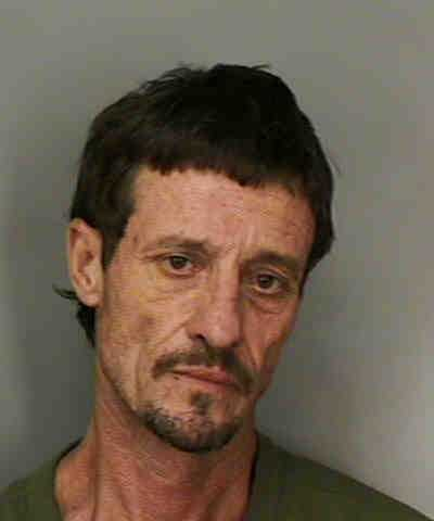 RADFORD, JAMES  WALTON - RESISTING W/O FORCE, POSS METHAMPHETAMINE