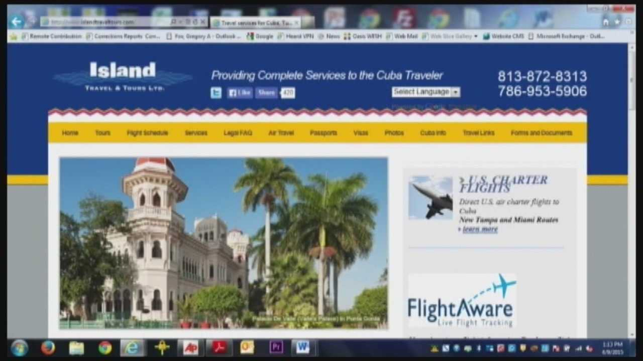 Central Florida residents will soon be able to take direct flights from Orlando to Cuba, according to the Greater Orlando Aviation Authority.