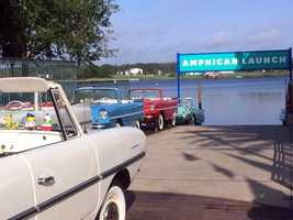 The Boathouse at Downtown Disney now allows guests to take a tour in style in Amphicars, which are cars that drive on land and cruise through the water like a boat.Price: TBDLocation: Disney Springs