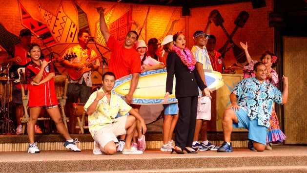 Disney's Spirit of Aloha Dinner Show: Sit back and relax as you embark on a Polynesian paradise. Enjoy a family-style feast as Hula and fire dancers sway the night away. Find out what else the culturally-diverse resort has to offer here. Price: Over $60 per adult Location: Disney's Polynesian Village Resort