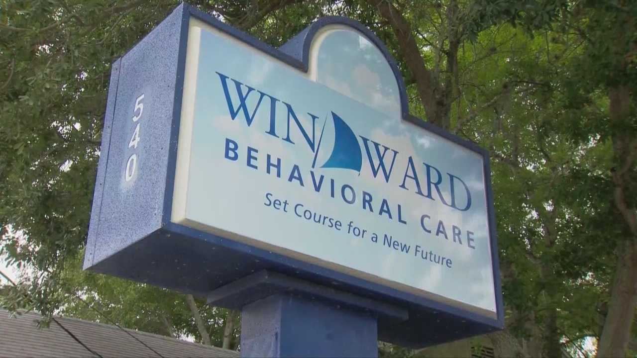 More than 30 people lost their job Friday when Windward Behavioral Care closed two in-patient facilities in the DeLand area.