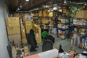 Ripley's warehouse