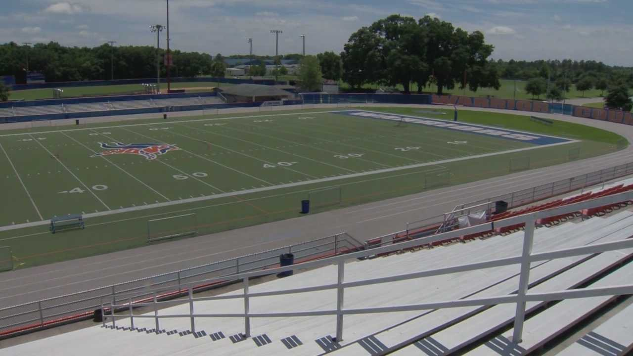 Home field advantage could be gone for good for one local high school after inspectors found their athletic field to be unsafe and not up to code.