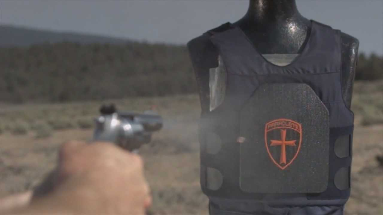 Orlando Police Chief John Mina says the department needs nearly $370,000 for new bullet-proof vests for its officers. Greg Fox (@GregFoxWESH) has the latest.