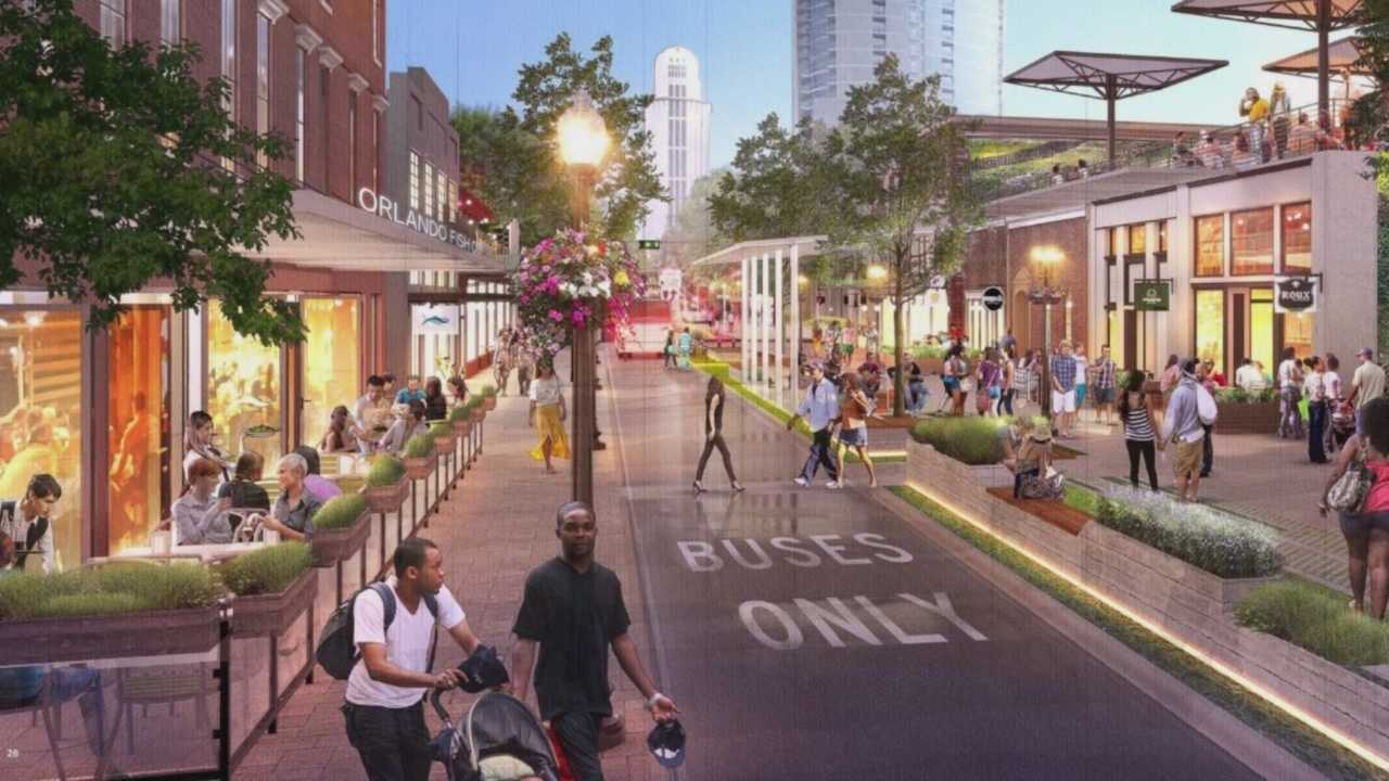 For over a year, a task force of local leaders has looked into making improvements to downtown Orlando.