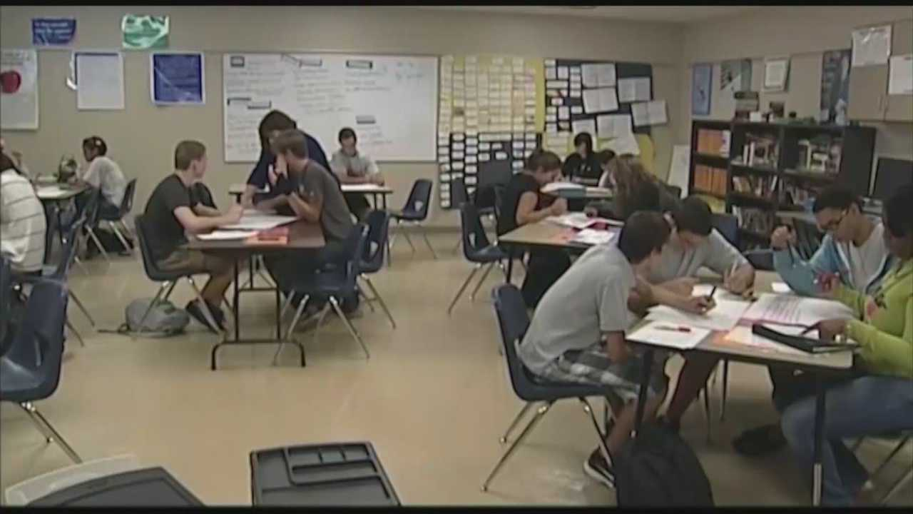 The computer problems affecting testing in Florida this year are now causing major changes in the area's largest district.