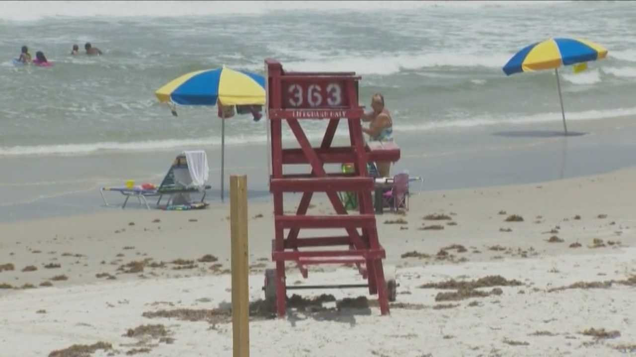 One man drowned and another was rescued in Daytona Beach Shores over the weekend.
