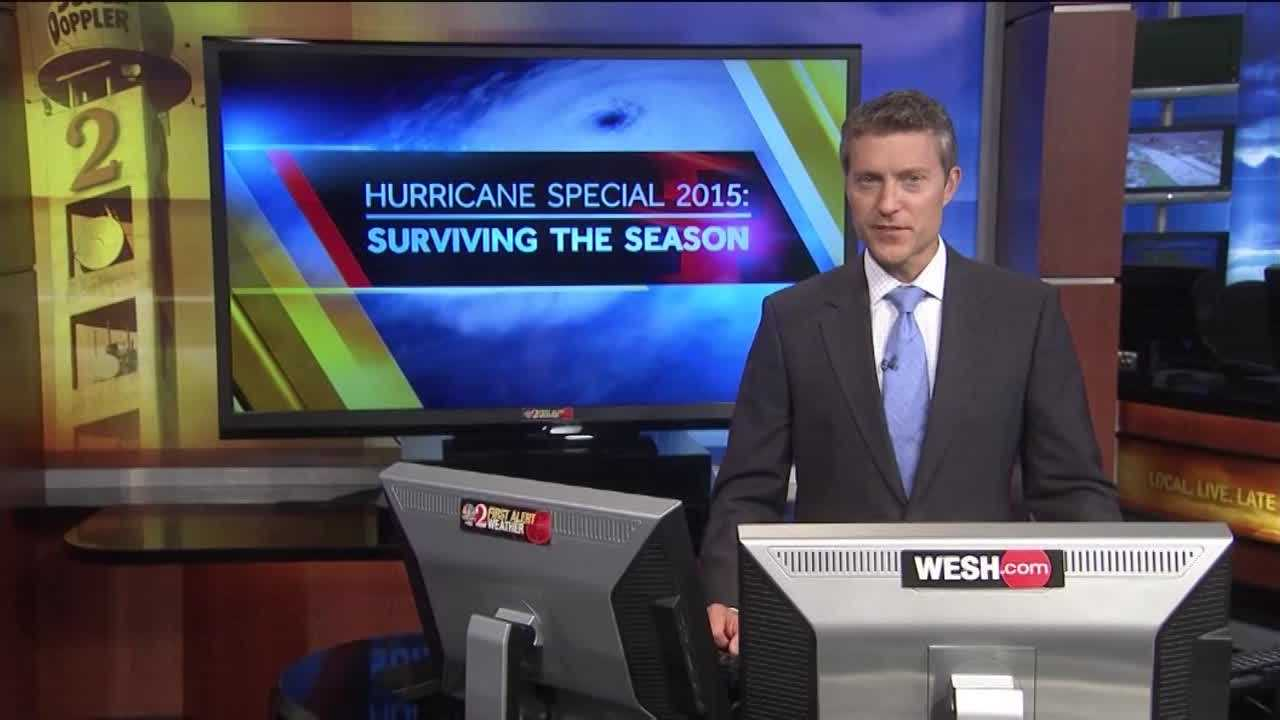 WESH 2 News shows you how to make sure your home is up to code for this hurricane season